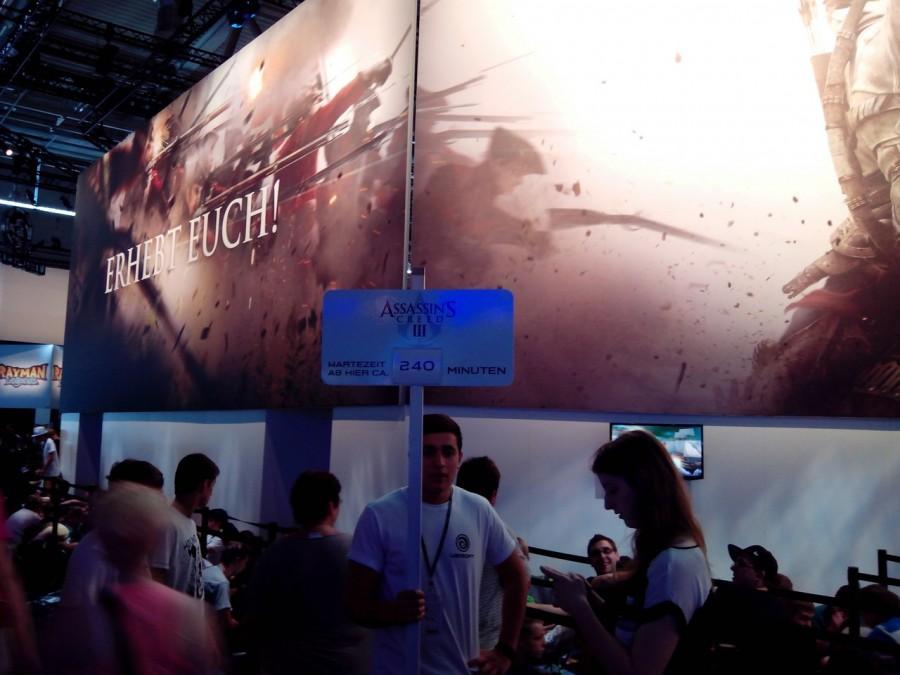 Assasins Creed на Gamescom