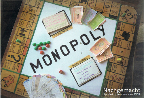 East German edition of Monopoly