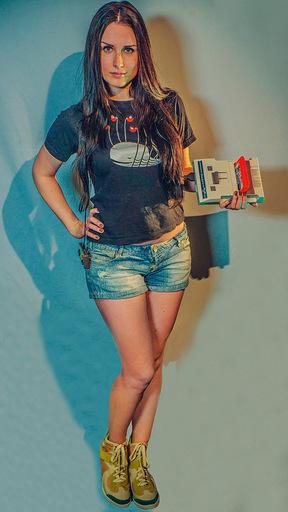 Участница №5 - Полина Архипова Miss Снайпер Воин-призрак 2