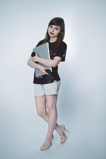 Участница №7 - Валерия Седухина Miss Меч и магия. Герои VI. Грани тьмы