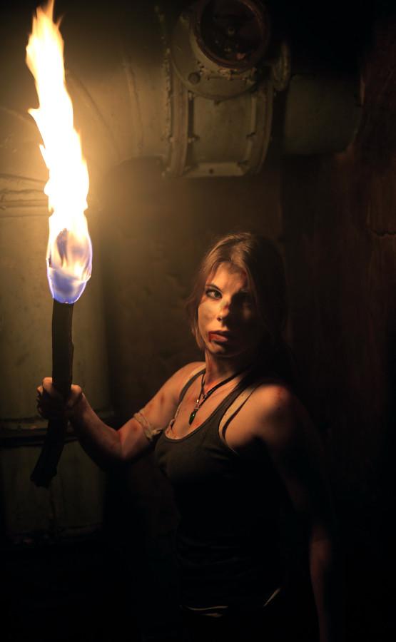 4-Настя (Tomb Raider)