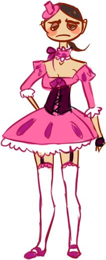 Cute Frilly Dress