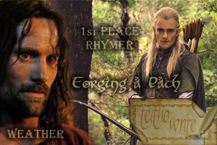 Lord of the Rings fanfic: Forging a Path: rhymer23 — LiveJournal