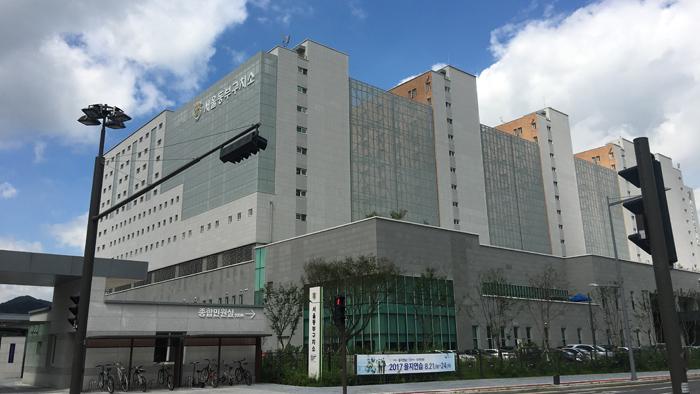 Восточная сеульская тюрьма, где случилась массовая вспышка коронавирусной инфекции