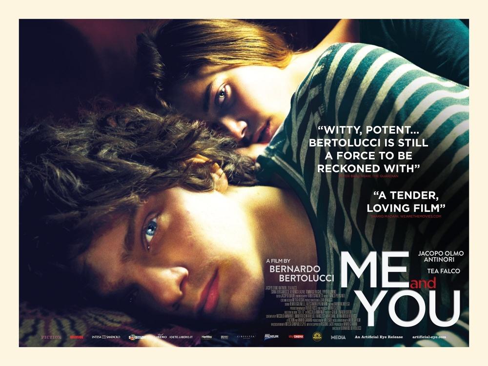 Io e te HD (2012) - CB01ZONE - FILM GRATIS HD STREAMING