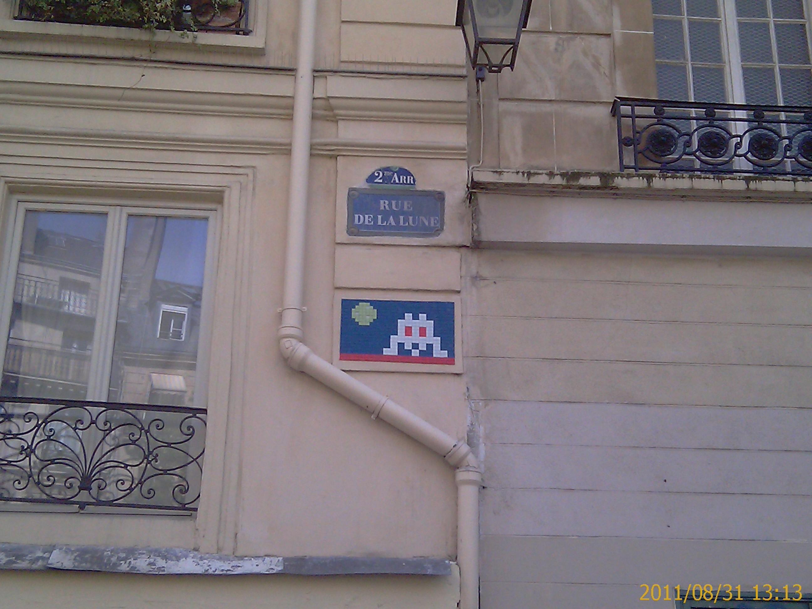 Rue de la Lune