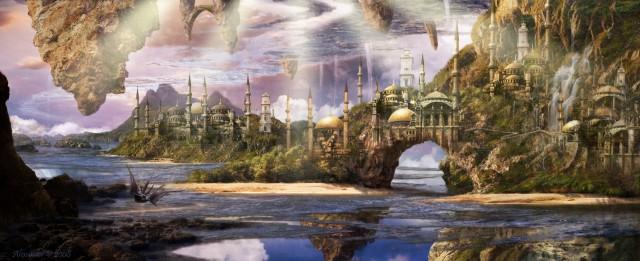 Hestavar: the Bright City