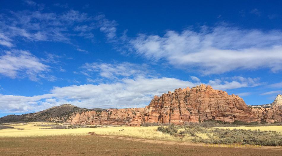 Кемпинг Watchman и немного природы
