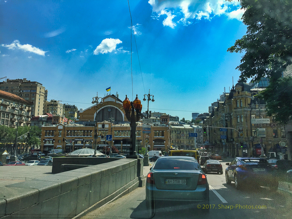 Киев. Ирпень
