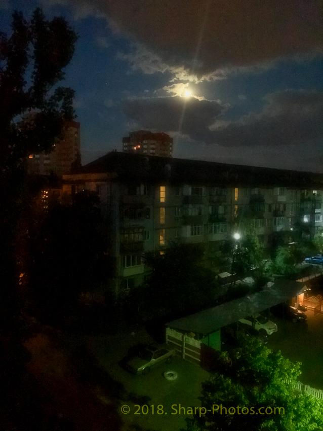 Киев. Лунный свет. Екатерина Евгеньевна. Дуся. Пиво