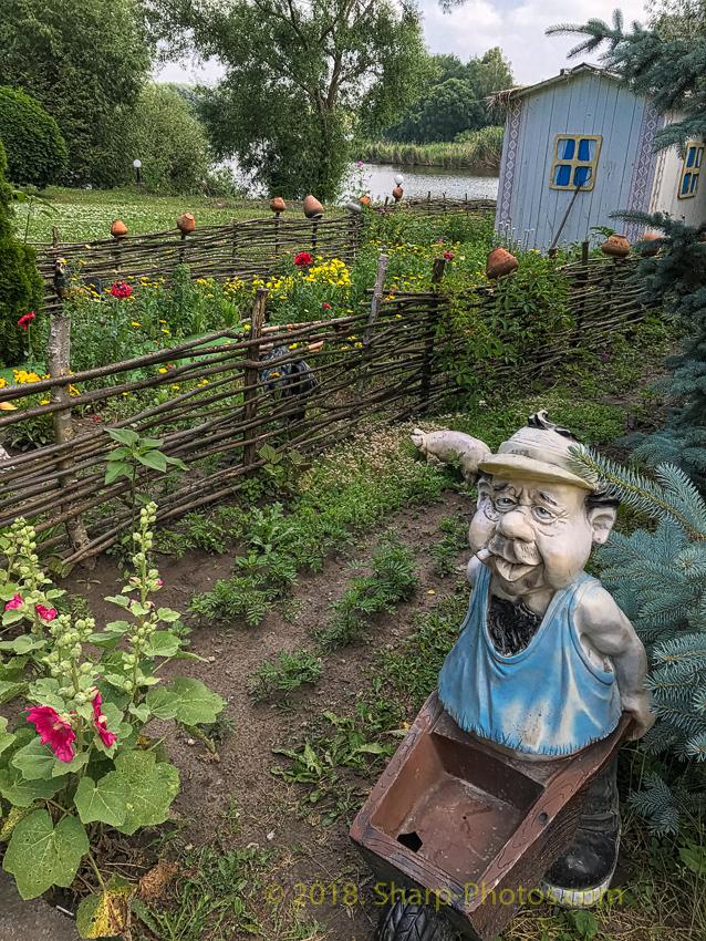 Киев. Ландшафтный парк Буки
