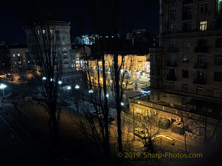 Несколько фотографий Киева