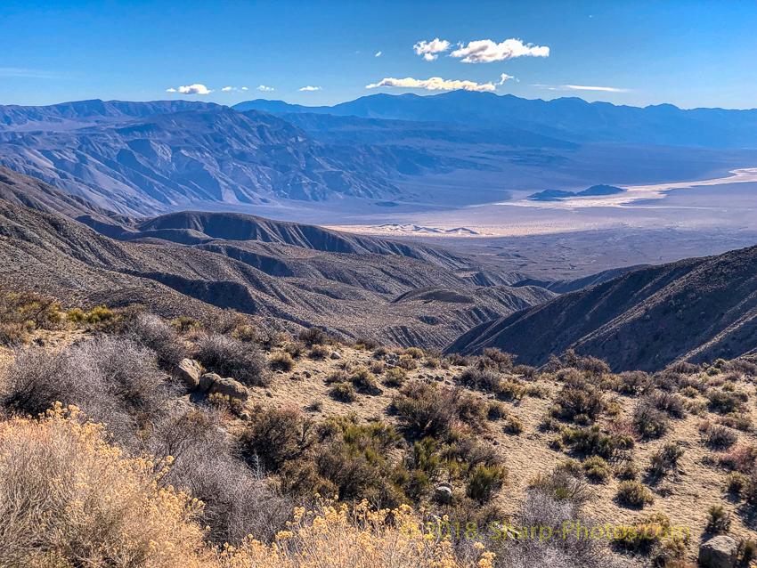 Декабрьская поездка в Долину Смерти. Знаменитые и известные точки 2