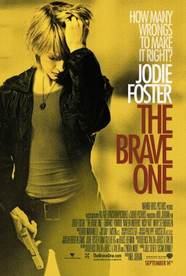 The_Brave_One_poster