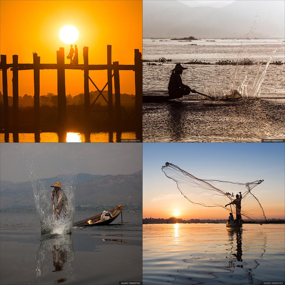 фототур в Мьянму