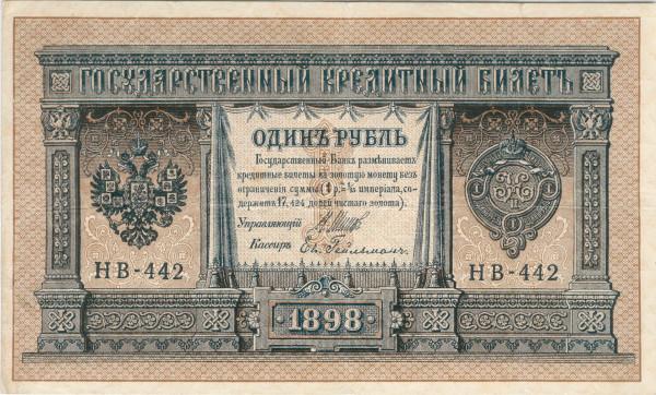Деноминации и конфискации рубля за последние сто лет