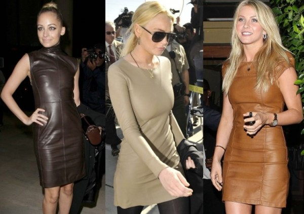 celebrity-little-leather-dresses-trend