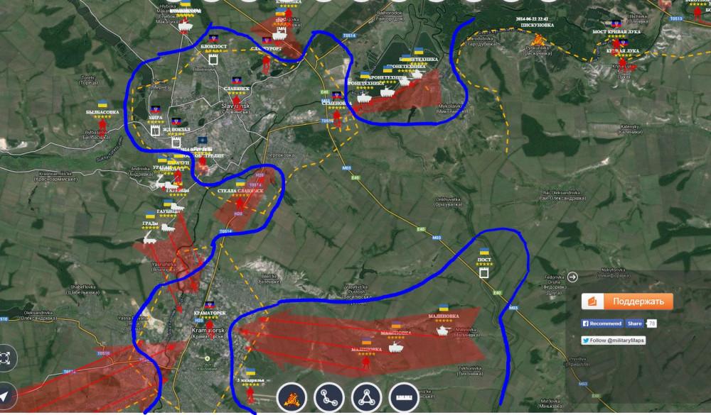 Slip into Slovyansk 2