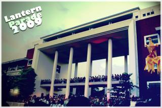 Quezon Hall, Lantern Parade 'o9