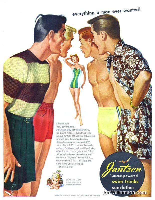 Jantzen - 19500619 Life
