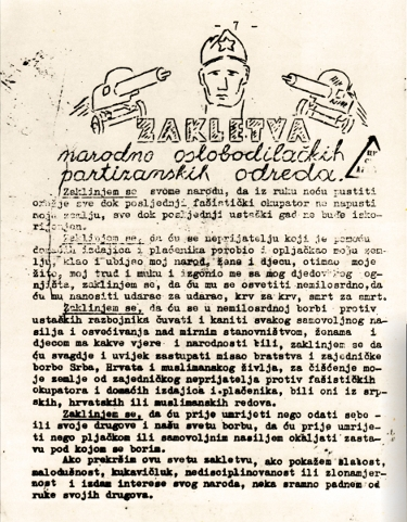 partizanska_zakletva_1941