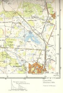 Номенклатура — система обозначения листов топографических карт разных масштабов пример для 1: черном м; м и пункта триангуляции с отметкой высоты ,6 м м; м.