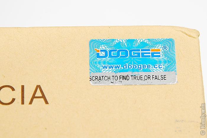DOOGEE Valencia DG800 005