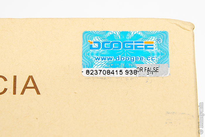 DOOGEE Valencia DG800 006