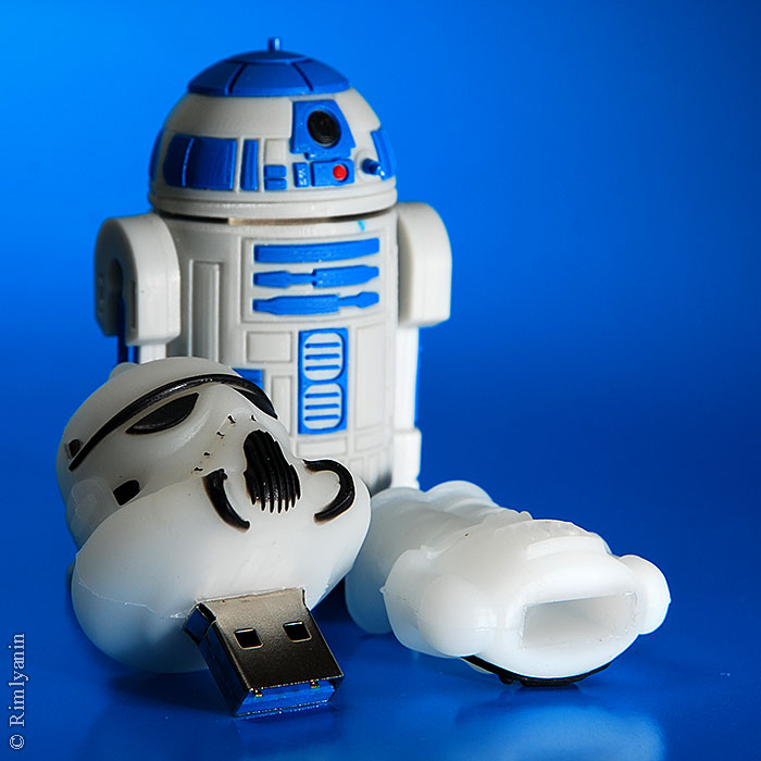 Star wars stormtrooper High speed USB 3.0 USB flash drive