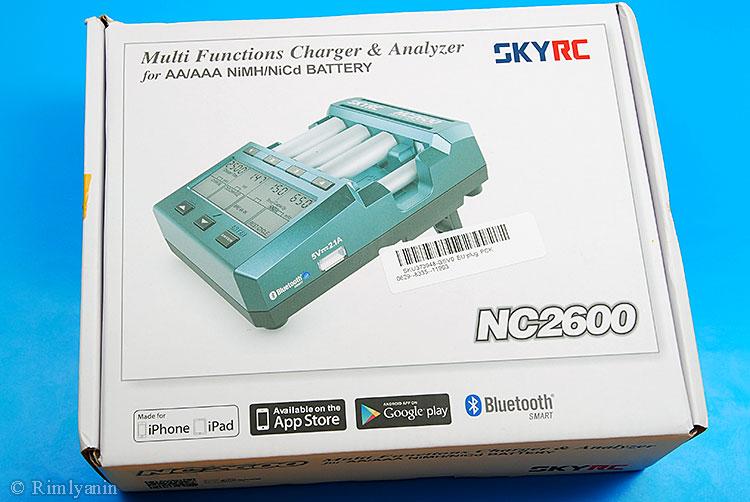SkyRC NC2600 001