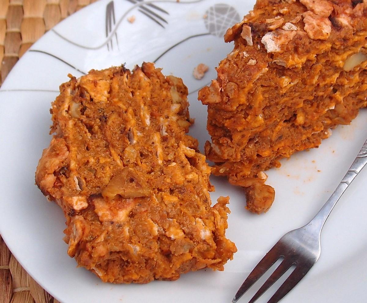 Кошерный печеночный торт из мацы Kaved_001.jpg