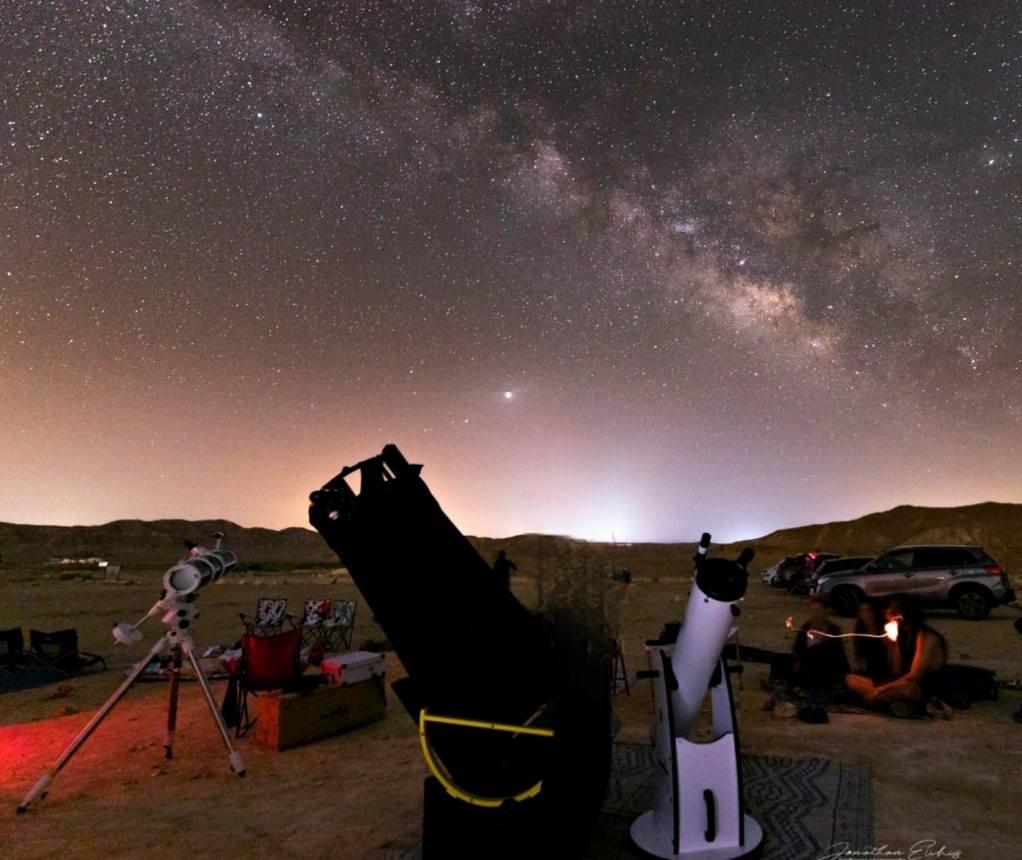 Спускаемся в кратер, чтобы посмотреть на звёзды steloj_007.jpg