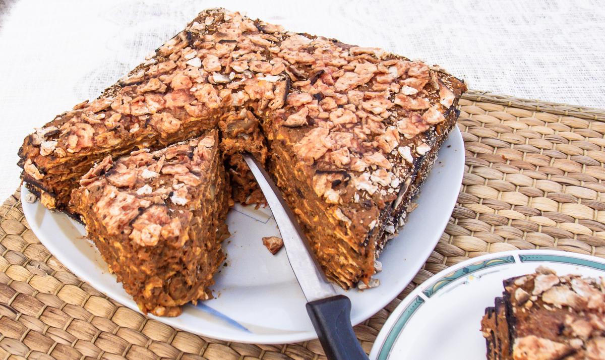 Кошерный печеночный торт из мацы Kaved_003.jpg