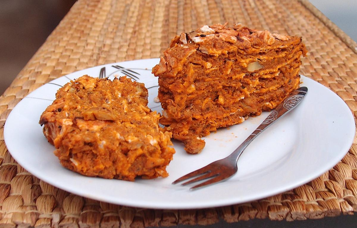 Кошерный печеночный торт из мацы Kaved_017.jpg