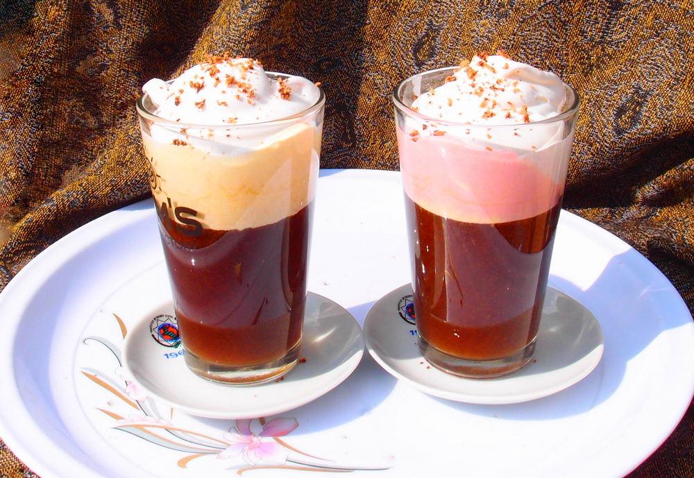 Рассвет, закат и кофе по-варшавски
