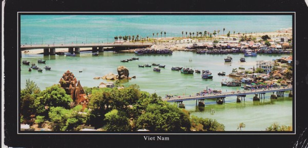 Открытки из вьетнама в россию