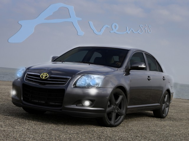 toyota avensis tuning by rinat rinatazatch. Black Bedroom Furniture Sets. Home Design Ideas