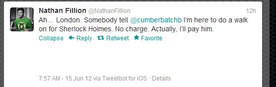 fillions tweet