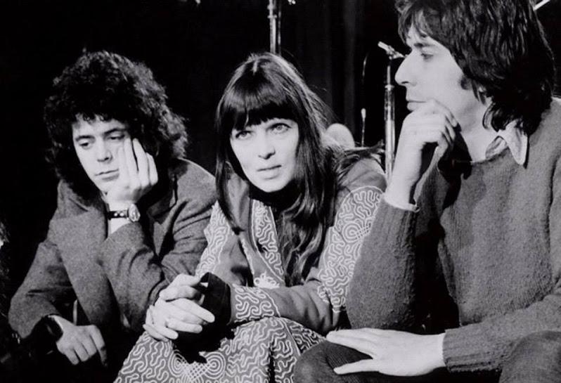 3300 Lou Reed, Nico, John Cale - Paris, Le Bataclan, 1972