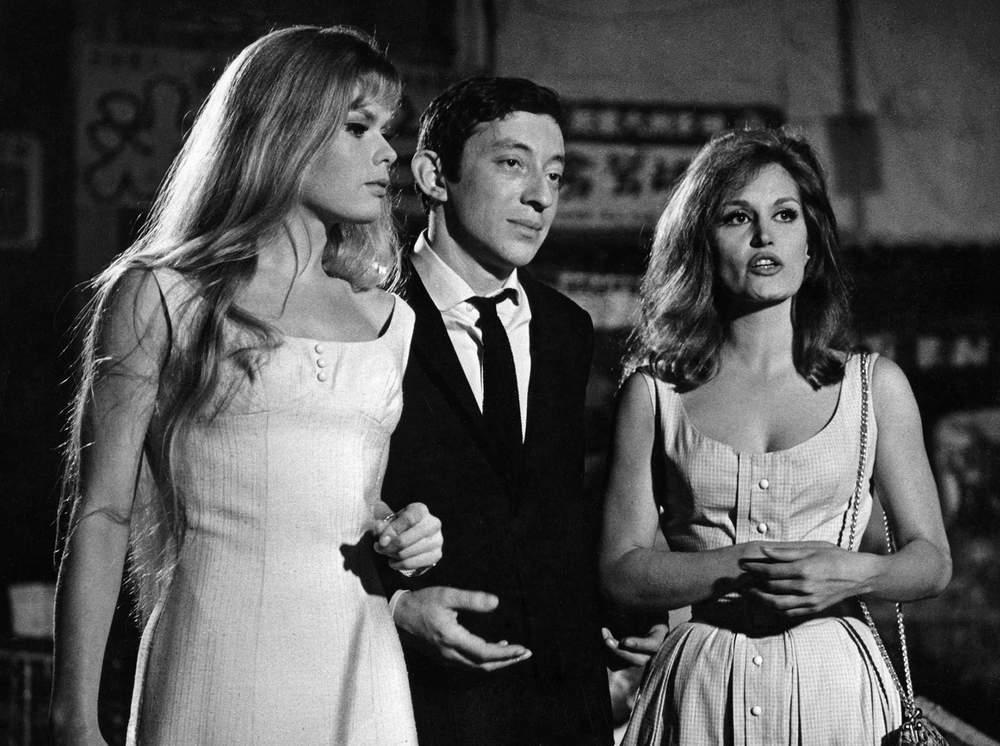 3428 Tania Béryl, Serge Gainsbourg and Dalida, L'inconnue de Hong Kong 1963