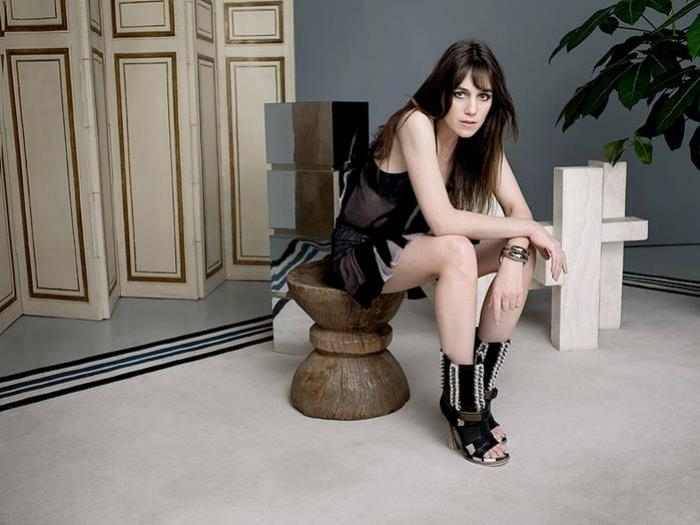 3926 Charlotte Gainsbourg Photo by Kate Barry