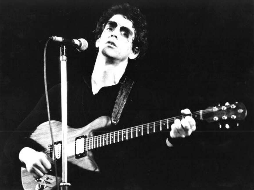 3946 Lou Reed Amsterdam 1977 Photo by Gijsbert Hanekroot