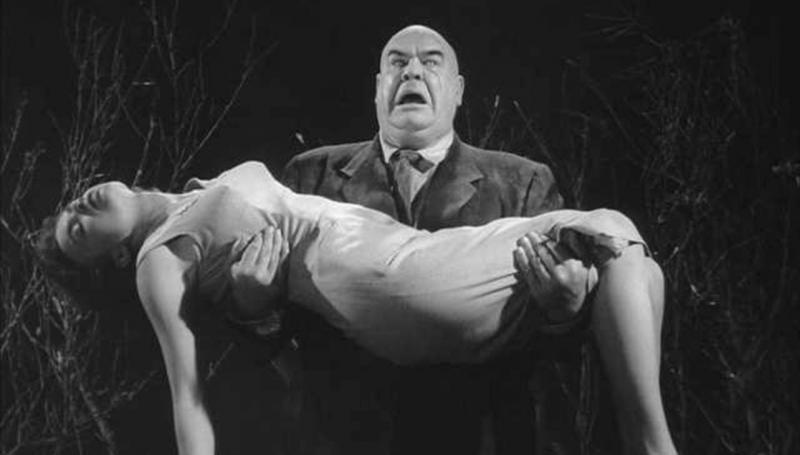3968 Tor Johnson, Bride of the Monster 1955