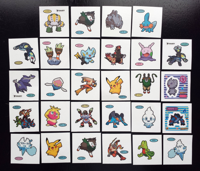 Stickers 19