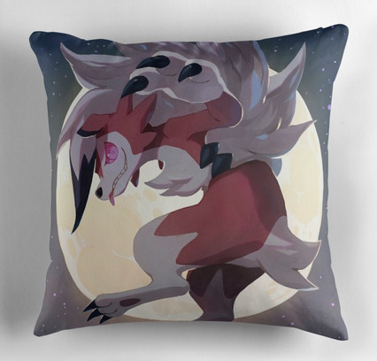 Lycanroc MN Cover