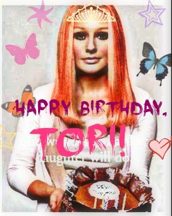 Birthday Tori