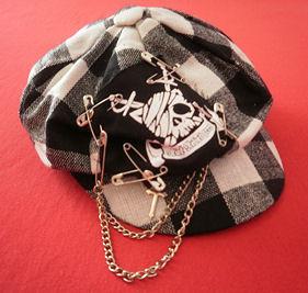 Punk Rave cap