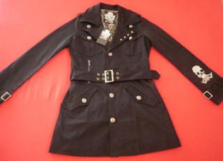 SPR coat