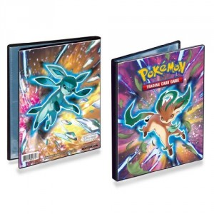 Leafeon Glaceon binder