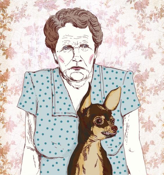 портрет_бабушки
